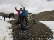Cycling trip: Minya Konka Mountain Biking (PanPanShan highpass 4600m)